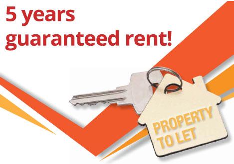 guaranteed rent
